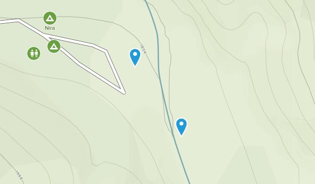 Junction Camp, California Map
