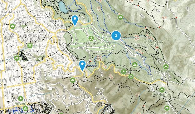 La Loma Park, California Map