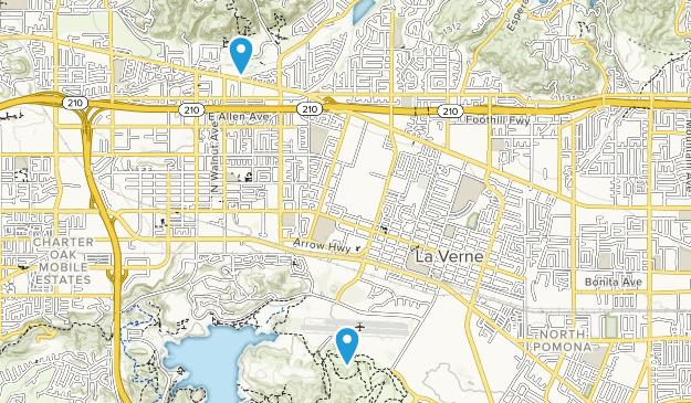 Best Trails Near La Verne California Alltrails