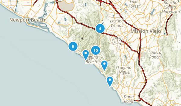 Best Trails near Laguna Beach California 1257 Photos 1662