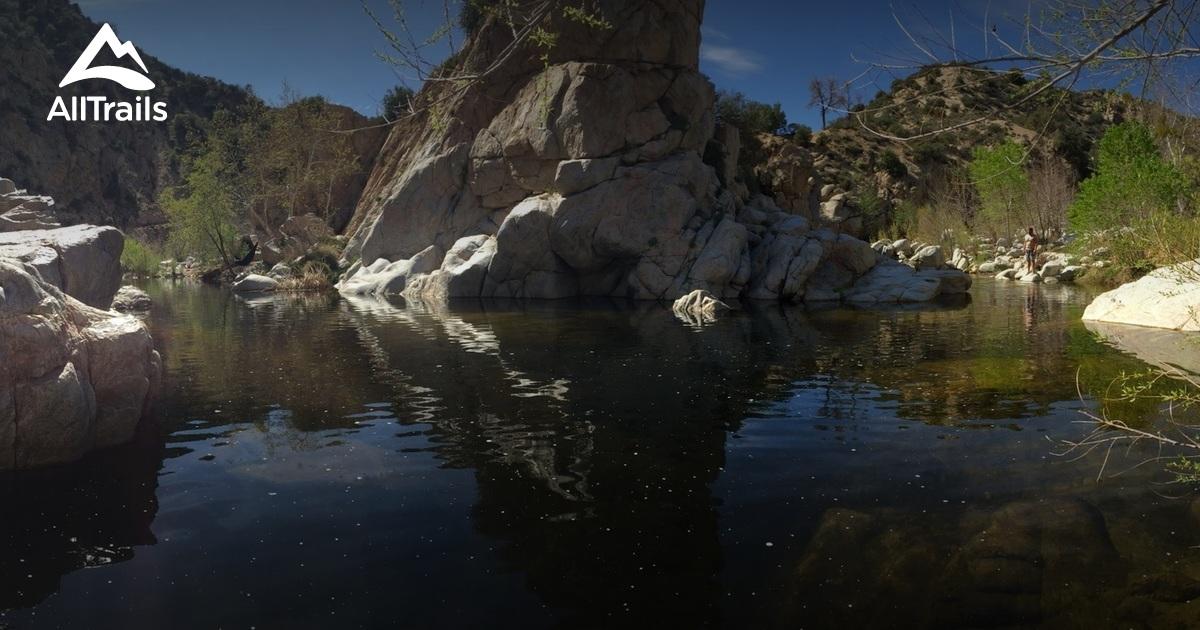 best trails near lake arrowhead