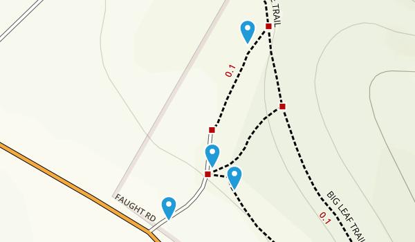 Larkfield-Wikiup, California Map