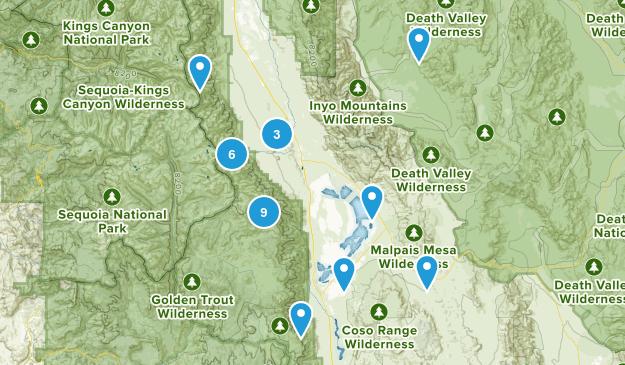 Best Trails near Lone Pine, California | AllTrails