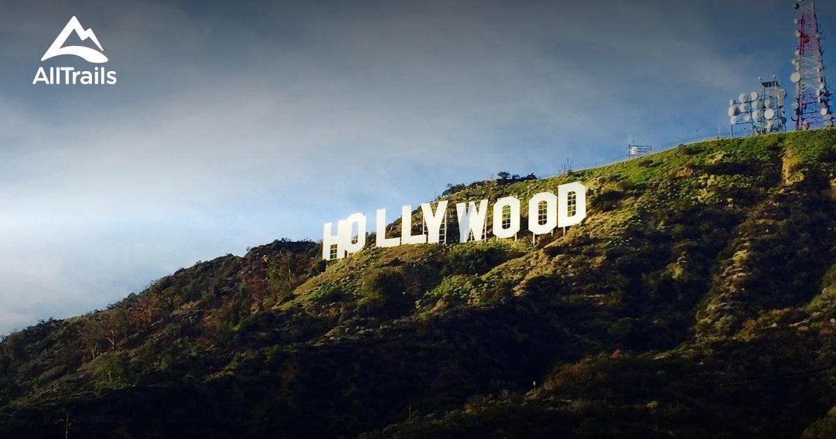 Best Trails near Los Angeles California