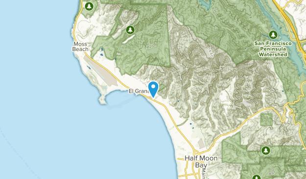 Miramar, California Map