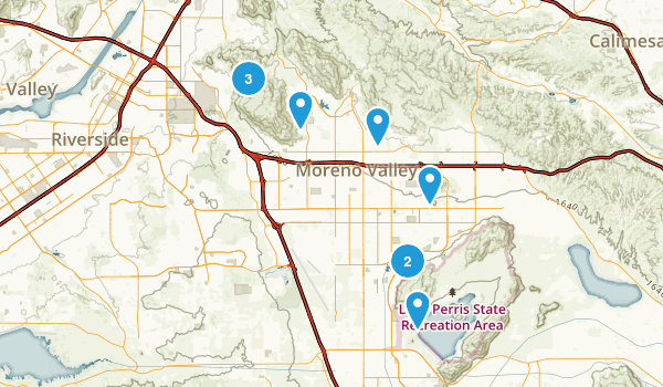 Best Trails near Moreno Valley California AllTrails