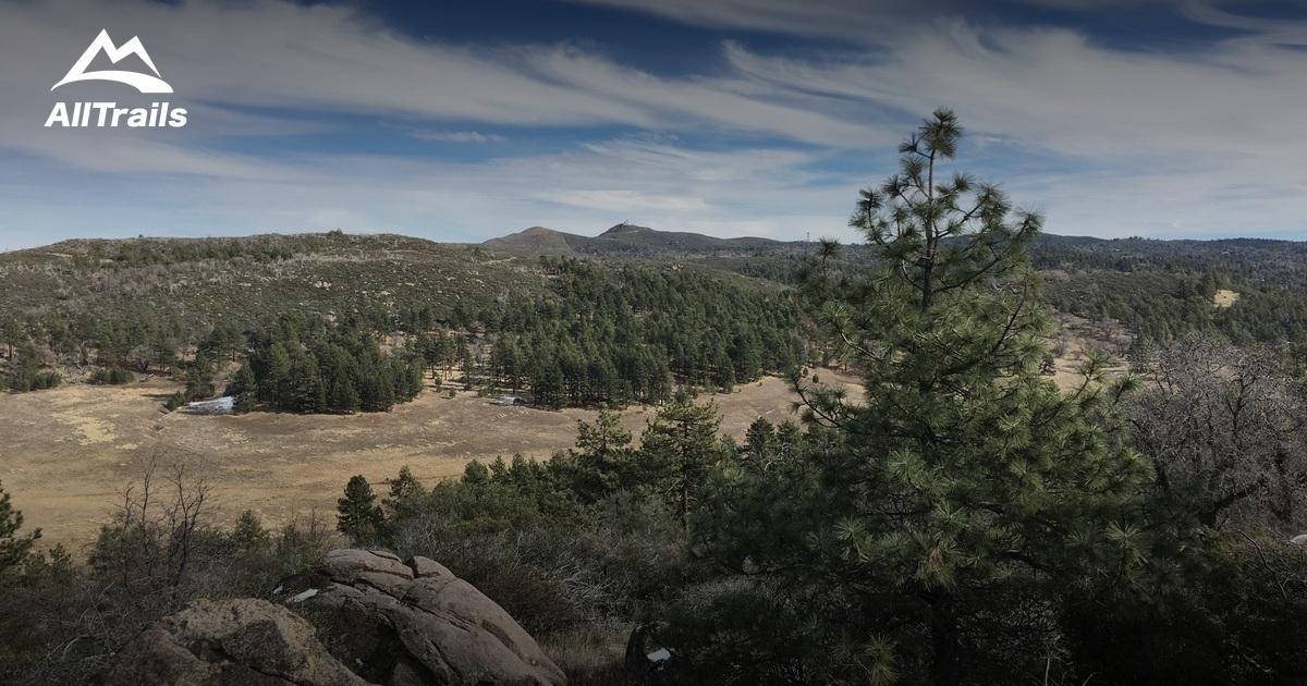 Trails Near Mount Laguna California Alltrails Com