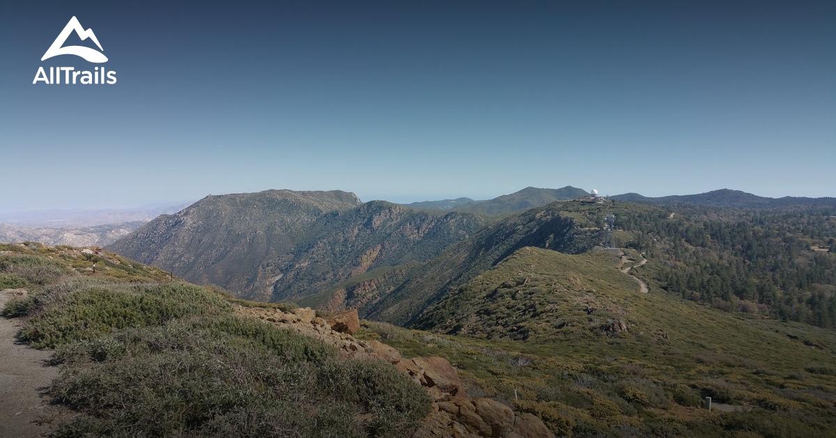 Best Trails near Mount Laguna, California | AllTrails