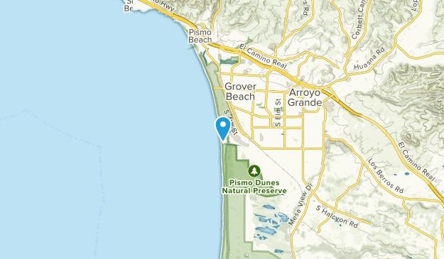 Best Trails Near Oceano Beach California Alltrails
