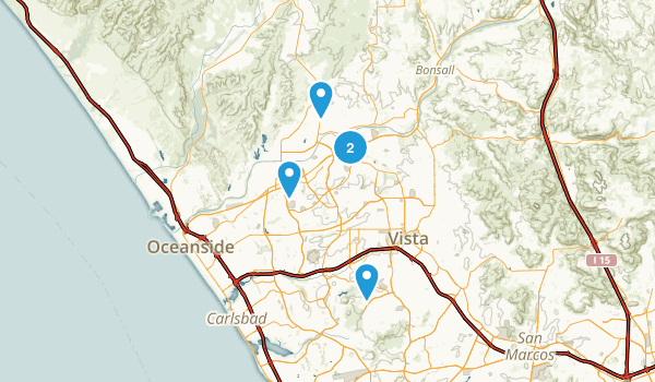 Oceanside California Photos Reviews for Hiking Biking