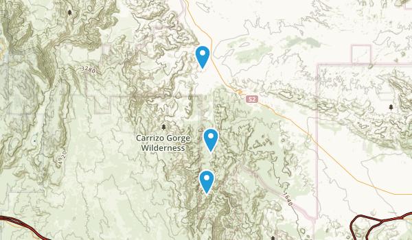 Palm Grove, California Map