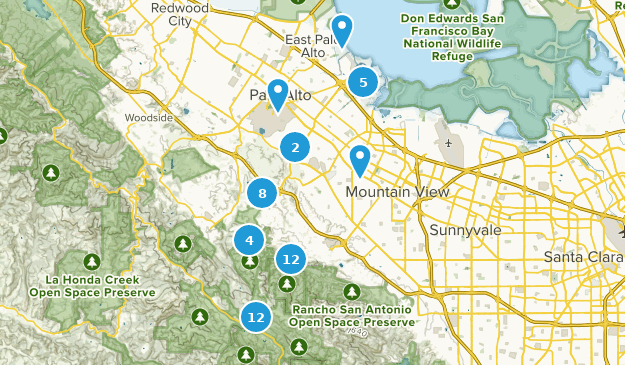 Best Trails near Palo Alto, California | AllTrails