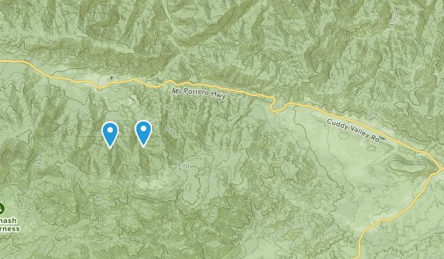 Pine Mountain Club, California Map