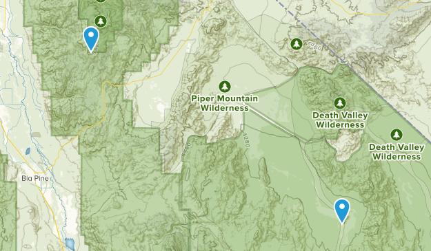 Poleta, California Map