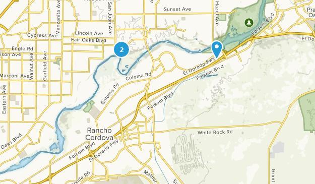 Best Trails Near Rancho Cordova California Alltrails
