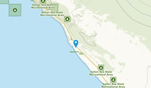 Riverside County, California Map