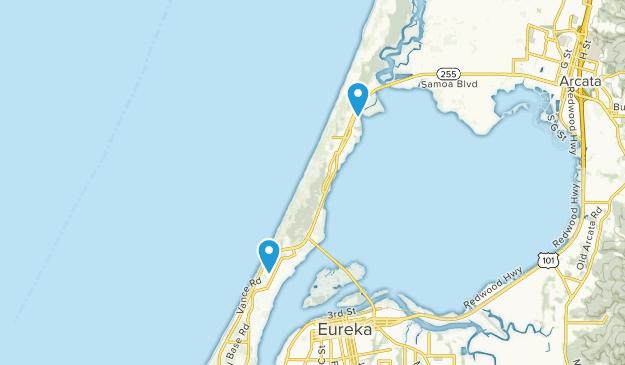 Best Trails Near Samoa California Alltrails