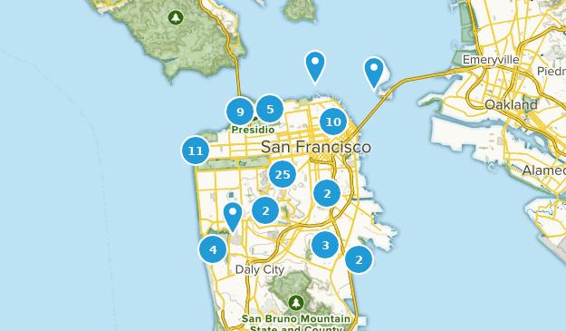 Best Trails near San Francisco, California | AllTrails on