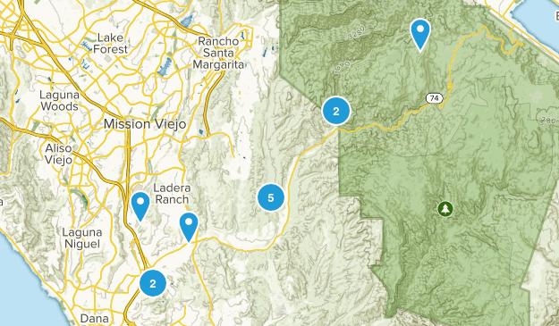 Best Trails Near San Juan Capistrano California Alltrails