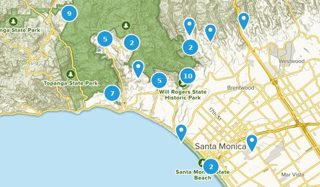 Beste Wege in der Nähe von Santa Monica, Kalifornien | AllTrails