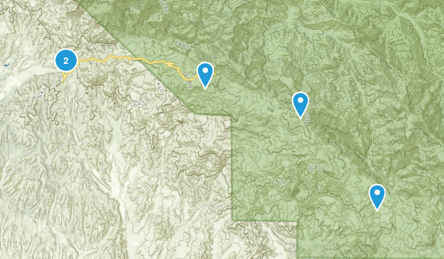 Santa Ynez, California Map