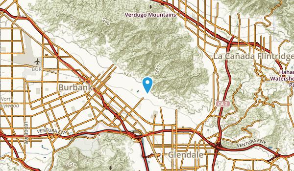 Sepulveda, California Map