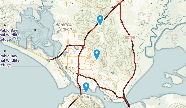 Best Trails near Vallejo California AllTrails