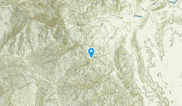 Wilder Place, California Map