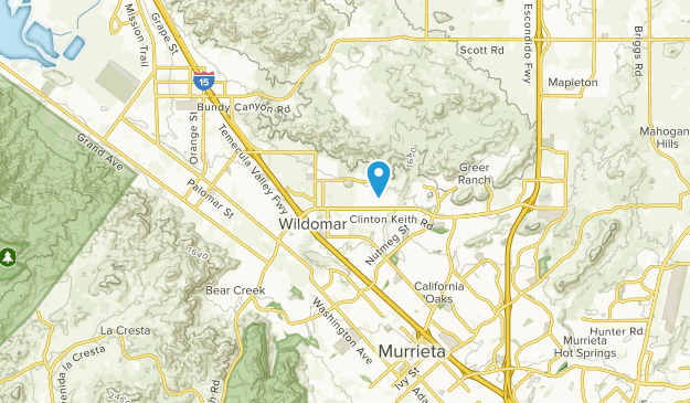 Best Trails Near Wildomar California Alltrails
