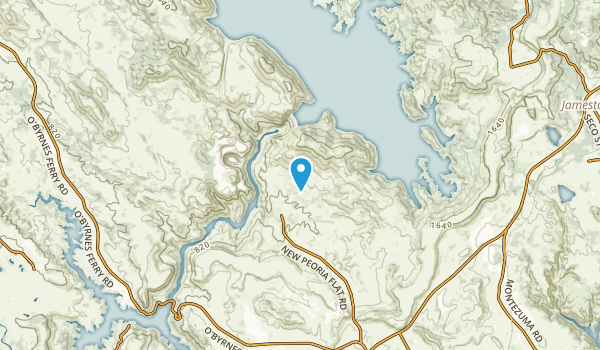 Yosemite Junction, California Map
