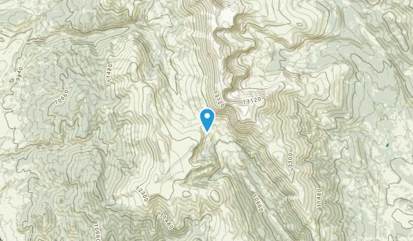 Balltown, Colorado Map
