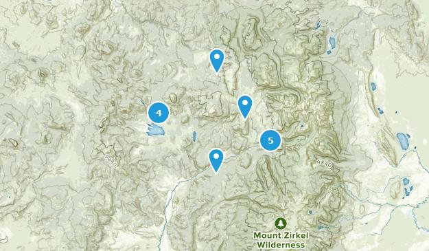 Clark, Colorado Map