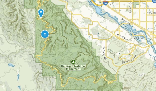 Best Trails near Colorado National Monument , Colorado | AllTrails