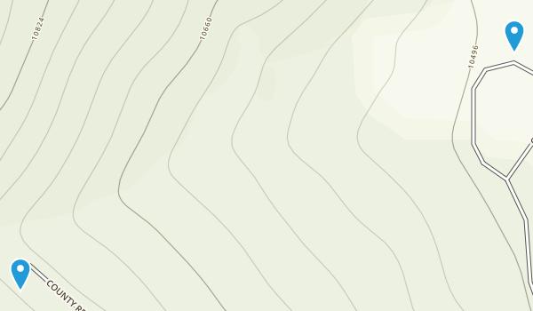 Cuchara, Colorado Map