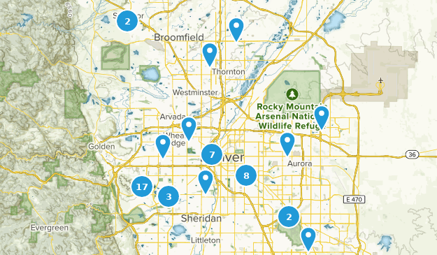 Best Trails Near Denver Colorado Alltrails