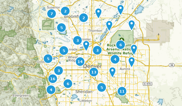 Best Trails near Denver, Colorado | AllTrails on