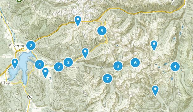Dillon, Colorado Map