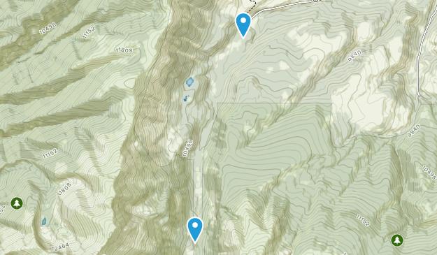 Gardner, Colorado Map