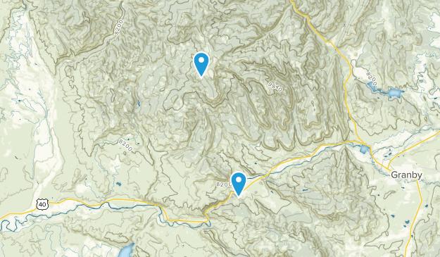 Hot Sulphur Springs Colorado Map.Best Trails Near Hot Sulphur Springs Colorado Alltrails