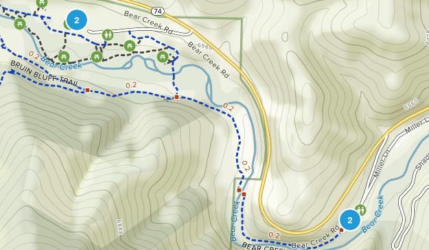 Idledale, Colorado Map