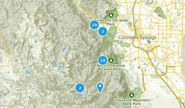 Best Trails near Manitou Springs, Colorado | AllTrails