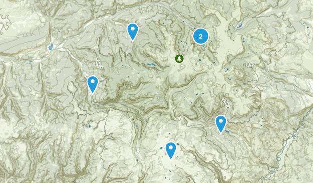 Meeker, Colorado Map