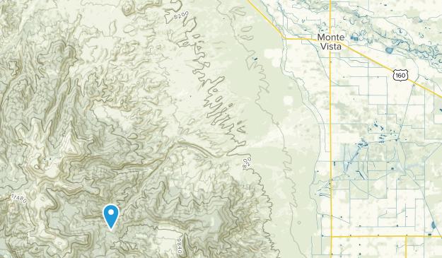 Best Trails Near Monte Vista Colorado Alltrails
