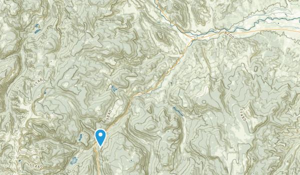 South Fork Colorado Map