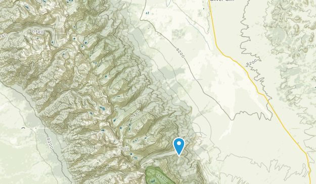Tanglewood Acres, Colorado Map