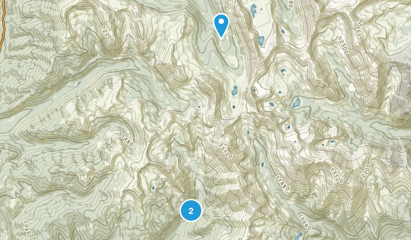 Whitepine, Colorado Map