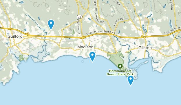 Madison, Connecticut Map