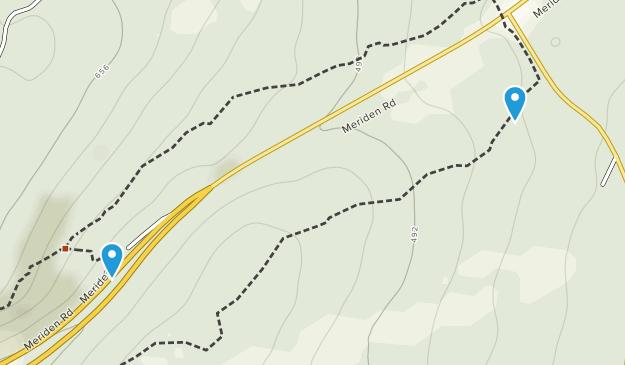 Middlefield, Connecticut Map
