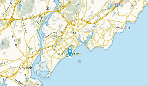 Milford, Connecticut Map