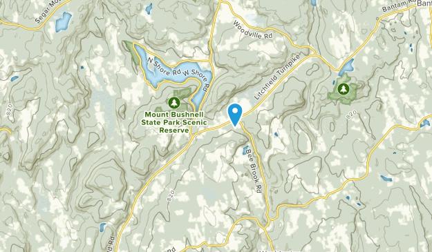 New Preston, Connecticut Map
